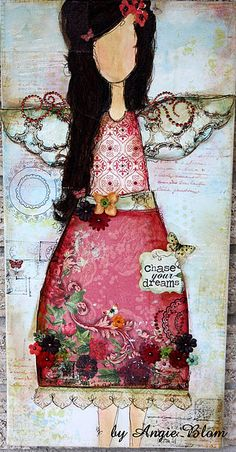 Love this She Girl by Angie Blom.