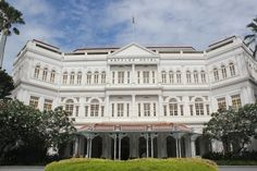 Raffles Hotel  The more interesting post are waiting for you in  www.tripsingapore.com
