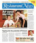 The restaurant industry on Pinterest