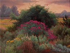 Morning Song - June Dudley Fine Art Paintings and Prints ~j
