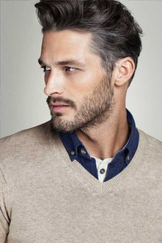 Men look great in short hairstyles. So this is the best hairstyle that they can try. Women also like men in short hairstyle as look mature and trendy in it.