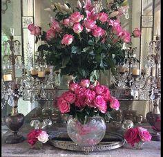 Villa Rose Lisa Vanderpump's Home | Lisa vanderpumps house | House | Pinterest | Lisa Vanderpump, Floral ...