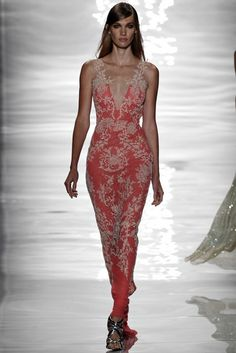 Reem Acra Lente/Zomer 2015 (37)  - Shows - Fashion