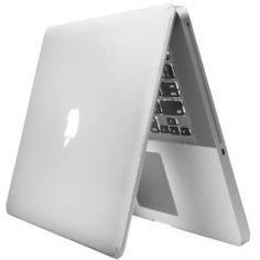 "XGear EXOSkin Carbon Fiber Skin For Apple 13"" MacBook Air - White"