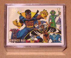 Marvel Bronze Age (Rittenhouse 2012) Card Set EX