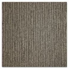 Kraus X Charcoal Smoke Textured Glue Down Carpet Tile