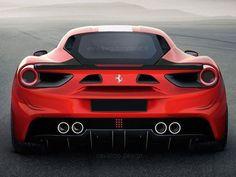 New Variants Of The Ferrari 488 Will Be Insane