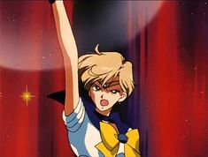 Sailor Uranus | Community Post: 9 Divas And Their Sailor Scout Conterparts