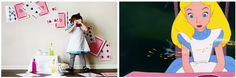 Disney Princesses Ain't Got Nothin' On These Adorable Toddlers' Recreations - Alice in Wonderland