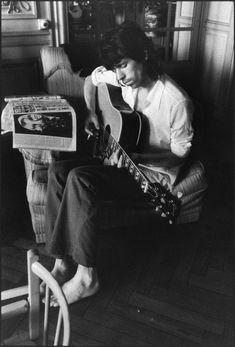 The Rolling Stones by Dominique Tarlé - Villa Nellcôte (France) - Recording Exile 1971
