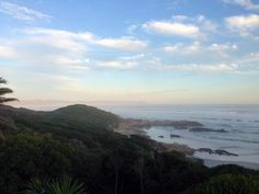 Our view in Hermanus... Off to dinner and hopefully too much wine!