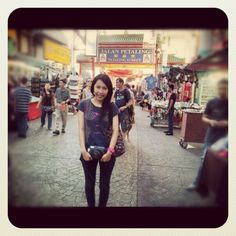 China Town...