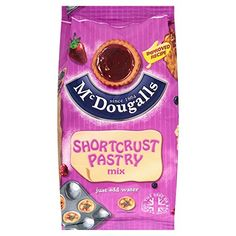 McDougalls Shortcrust Pastry Mix 400g -- Learn more by visiting the image link. (This is an affiliate link) #BakingMixes