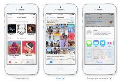 Apple presentó hoy iOS7 –durante la Conferencia Mundial de Desarrolladores en San Francisco, EE.UU.–el sistema que promete grandes cambios en la experiencia del usuarios. De hecho, es considerado por varios medios especializados en tecnología, el cambio más grande desde que se presentó el iPhone en el mercado. http://www.clasesdeperiodismo.com/2013/06/10/lo-que-los-periodistas-deben-saber-sobre-el-nuevo-sistema-operativo-de-apple/