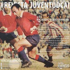 #JuevesDeRevista A horas del partido les dejamos la Tercera edición de la #RevistaJuventudCAI #Independiente,#Pavoni