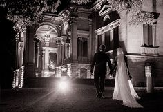 Wedding in Rio de Janeiro, Venue: Parque Laje. Dress: Wanda Borges.