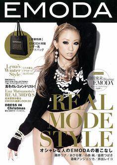 倖田來未 EMODA - Google 検索 Mode Style, Covergirl, Winter Fashion, Girl Fashion, Emoda, How To Wear, Image, Collection, Wallpaper