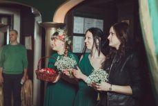Савадьба в ирландском стиле. Декор свадьбы.