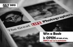 Win a Book for the month July is OPEN to ALL. Just sign up and you automatically enter the competition. press HERE http://www.p-851.com/#!win-a-book-july/c1msl