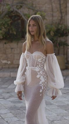 Dream Wedding Dresses, Bridal Dresses, Wedding Gowns, Prom Dresses, Sheer Wedding Dress, Custom Wedding Dress, Wedding Attire, Boho Wedding, Mermaid Wedding