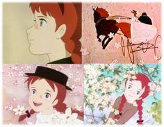 Ana dos Cabelos Ruivos, série animada baseada no romance Anne of Green Gables da escritora canadense Lucy Maud Montgomery, passou em Portugal pela 1º vez em 1979