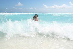 Playa Delfines, #Cancun. Pure joy! #beachlife