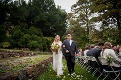 A Dreamy Enchanted Garden Themed Fall Wedding Stone Walkway, Enchanted Garden, Father Of The Bride, Fall Wedding, Lush, Greenery, Wedding Dresses, Photography, Blush Fall Wedding