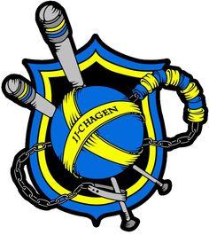 Logo Juggerteam 1. J-C Hagen