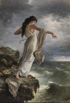 Miquel Carbonell i Selva (1854-1896) - Safo, 1881.