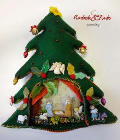 Felt Christmas Ornaments, Christmas Nativity, Christmas Cross, All Things Christmas, Christmas Fun, Christmas Stockings, Father Christmas, Vbs Crafts, Nativity Crafts