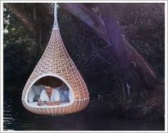 Have wanted one of these for a couple years now... someday.   Dedon Nestrest - Google Search