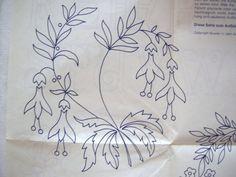 German Vintage Embroidery