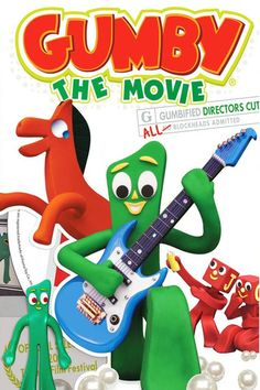 """*Watch!!~ Gumby: The Movie (1995) FULL MOVIE """"HD""""1080p Sub English ☆√ ►► Watch or Download Now Here 《PINTEREST》 ☆√"""