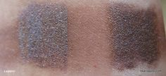 "This Aromaleigh shadow in ""Luperci"" is STUNNING. I love a blue/brown duochrome! #makeup #beauty #indiemakeup"