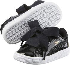 78e91b8a5c6362 Basket Heart Patent Sneakers INF. Puma Basket Heart Patent Infant Kids   Sneakers Girls Low Boot ...