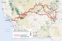 The Old Spanish Trail ~ Utah Treasure