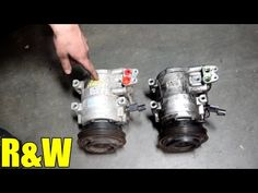 301 best car fixes images on pinterest autos cars and automobile how to remove and replace an ac compressor high detail youtube fandeluxe Choice Image