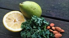 Smoothie Recipe: Almond Pear Zest by Green Blender