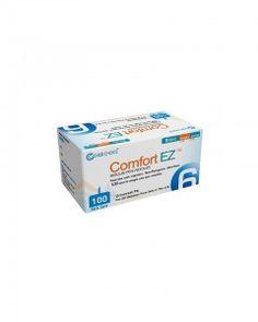 Clever Choice Comfort EZ 4 Insulin Pen Needles 32G 4mm Mini 100 ...