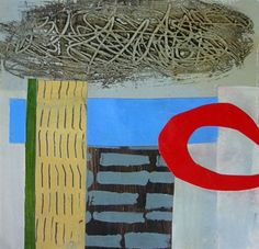 collage journeys: Slide Shows Jane Davies, Fat Art, Collage Art, Paper Art, Collagen, Mixed Media, Abstract Art, Painting, Inspiration
