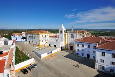 The historical village of Avis, Alentejo. Portugal