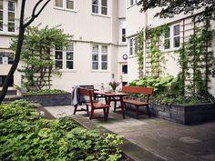 Bostadsrätt, Nedre Matrosgatan 3 i Göteborg - Entrance Fastighetsmäkleri