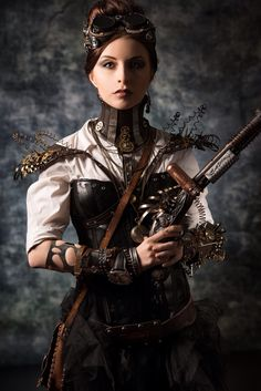 Can't wait to go steampunk for Halloween!