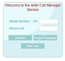 Airtel Call Manager01