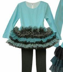 Isobella and Chloe Black Swan Tiffany Tutu-Designer Girl Clothes only $44.00 - Isobella & Chloe