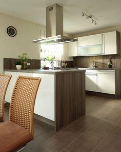 kuechenstudio langguth, manhattan, kochinsel mit theke | küche, Hause ideen