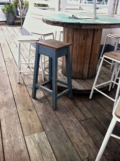 Recycled decking - railway sleepers - northern rivers timber