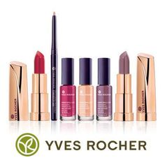 YVES ROCHER Makeup COLLECTON | yves rocher