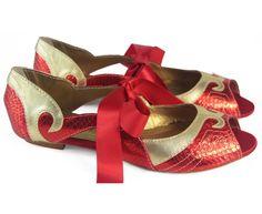 RED CLASSIC - Louloux - Sapatos Colecionáveis