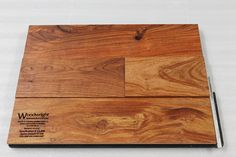 3D Mesquite Plank wall